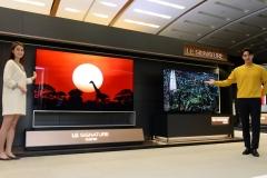 LG전자, 8K TV 라인업 확대해 CES 공개