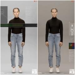 삼성 '네온' 정체는 인공인간…CES서 첫 공개