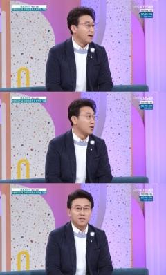 """'아침마당' 김현욱 아나운서 """"도경완-장윤정 결혼 내 덕분"""""""