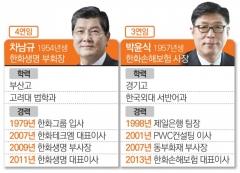 차남규 이어 박윤식도···한화 금융계열사 CEO 세대교체