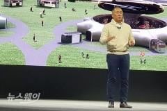 """정의선 수석부회장, 수소위 81개社 전년比 40%↑…""""수소도시 조기 구현"""""""