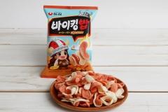 농심, 스낵 신제품  '바이킹밥' 출시