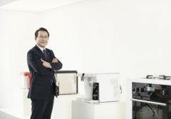 '혁신' SK매직에 관람 행렬…류권주 대표 '글로벌 경영' 청신호