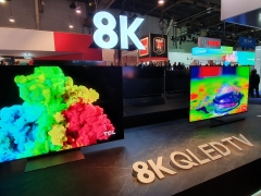 [CES 2020]중국·일본 '8K TV' 확대에도 품질 '글쎄'···삼성·LG 굳건
