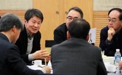 """정몽규 HDC 회장 """"새로운 길, 새로운 시각 필요"""""""