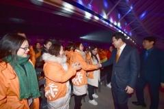 中 이용탕(溢涌堂) 기업 임직원들 인천시 방문...사드 이후 단일 최대 규모