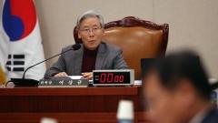 법사위, 오락가락 운영에 '인터넷은행·금소법' 처리 불발