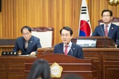 김종식 목포시장, 3대 전략산업 육성 강력 추진