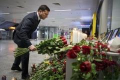 """우크라이나 대통령 """"이란, 여객기 격추 철저한 조사·공식 사과해야"""""""