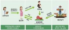 경북 안동·예천 임산부에 친환경농산물 지원
