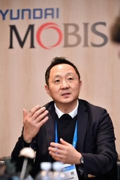 """[인터뷰] 고영석 현대모비스 기획실장 """"2025년 R&D 투자 10% 늘릴 것"""""""