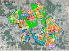 인천시, 100주년기념도서관 검단신도시 2단계 공원내 시설로 건립 추진