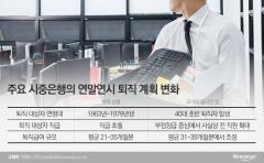 40대 은행원도 '집으로'…고강도 몸집 줄이기 본격화