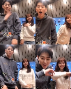 강한나, 지코 '아무노래' 댄스 챌린지…걸그룹 못지 않은 춤선 '화제'
