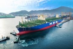 현대상선, '유럽노선' 강화…2만4천TEU급 12척 순차적 투입