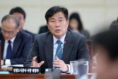 인천시의회, 이승우 인천도시공사 사장 인사간담회 개최