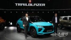 한국지엠 히든카드…임팩트 SUV '트레일블레이저' 출격