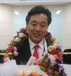 초대 민선 경산시체육회장에 강영근 후보 당선