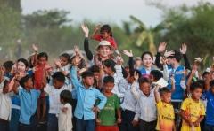 대구가톨릭대, 캄보디아 오지마을에서 봉사활동