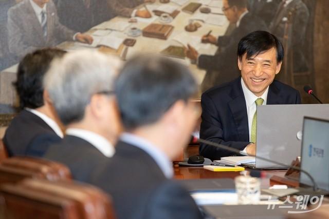 [NW포토]2020년 첫 금융통화위원회…올 해 금리방향은?