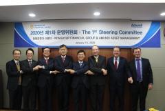 농협금융, 'NH-아문디자산운용' 해외투자부문 강화