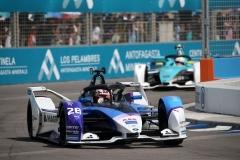 BMW 포뮬러E,칠레서 포디엄 정상…2경기 연속 우승