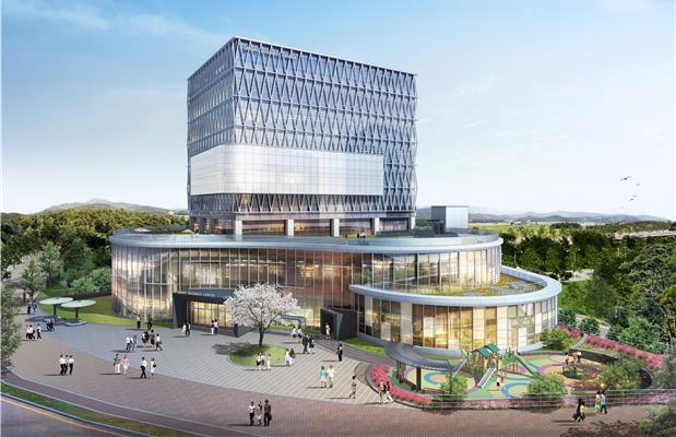 대우조선해양건설, 168억원 규모 수성알파시티 스마트비즈니스센터 시공사 참여