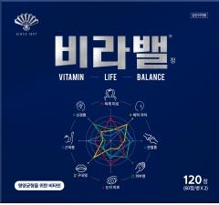 동화약품, 현대인의 건강 밸런스를 위한 비타민 '비라밸' 출시