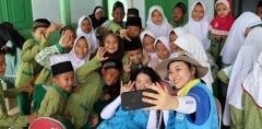 포스코 大봉사단'비욘드',印尼 봉사활동 펼쳐
