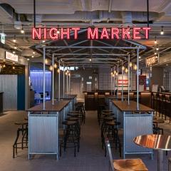 현대百, 신촌점 유플렉스에 이색 맛집 모은 '푸드 앨리' 오픈