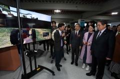 전주시, 첫 마중권역, VR(가상현실)·AR(증강현실) 품고 도시재생 가속