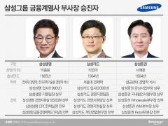 삼성 금융사, 성과주의 임원인사…부사장 3명·女임원 3명