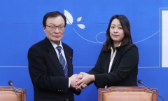 민주당, 영입인사 12호에 '어린이 안전법' 호소한 이소현씨