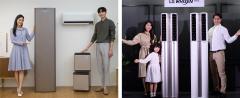 삼성·LG, 한겨울 뜨거운 '에어컨' 시장…고객 혜택은