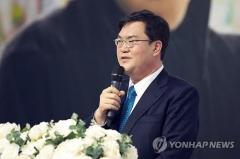 文의장 아들 문석균, '지역구 세습' 논란에 출마 포기