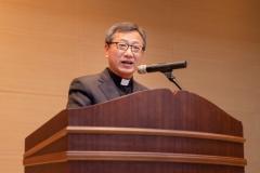 대구가톨릭대의료원 제9대 의료원장 송재준 신부 취임