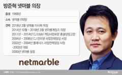 방준혁 넷마블 의장, 13억8600만원 수령