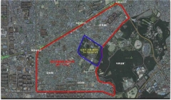 대구시 신청사 주변 '토지거래계약 허가구역' 지정