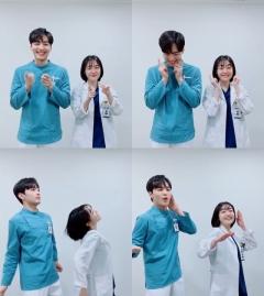 """소주연-김민재, '아무노래 챌린지' 동참…""""달달 케미 폭발"""""""