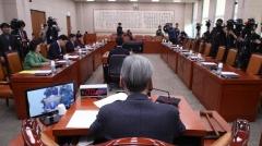 한국당, 법사위 소집했지만…민주당·추미애 불참