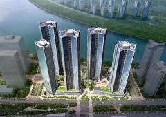 현대건설, 힐스테이트 송도 더스카이 분양