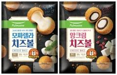 풀무원, 냉동HMR 신제품 '모짜렐라·앙크림 치즈볼' 2종 출시