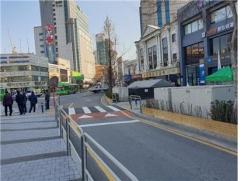 서울 영등포구, 영등포시장 교차로 등 개선 공사 완료...사고다발구간 정비