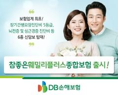 노인간병부터 눈질환까지…DB손보, 新진단비 6종 인기
