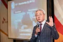 김준 SK이노 대표, 배터리 전쟁 속 글로벌 3위 공략 의지 굳건