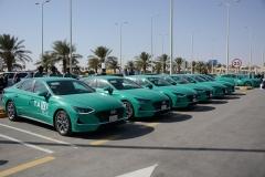 현대차, 사우디아라비아에 쏘나타 택시 '1천대' 수주