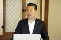 """김방신 타타대우 사장 """"연말 준중형 트럭 첫 출시"""""""