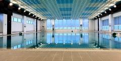 진안군, 국민체육센터 수영장 재개장