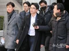 '대마 밀반입' CJ장남 이선호, 2심서 집행유예 선고