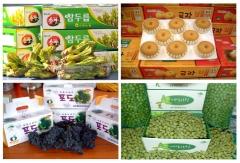 순창군, 농·특산물 유통포장재 지원사업 추진